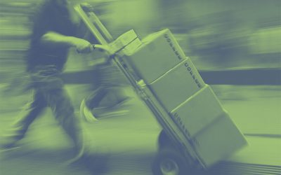 Using location intelligence to enhance retailer delivery services